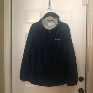Columbia Nylon Jacket!